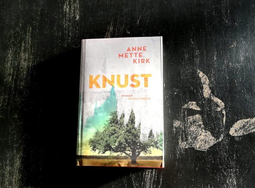 """""""Knust"""" af Anne Mette Kirk"""