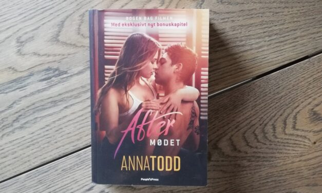 """""""After – Mødet"""" af Anna Todd"""