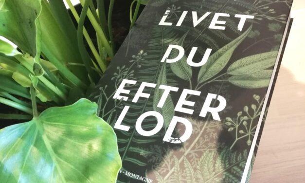"""""""Livet du efterlod"""" af Lotte Elmann Wegner"""