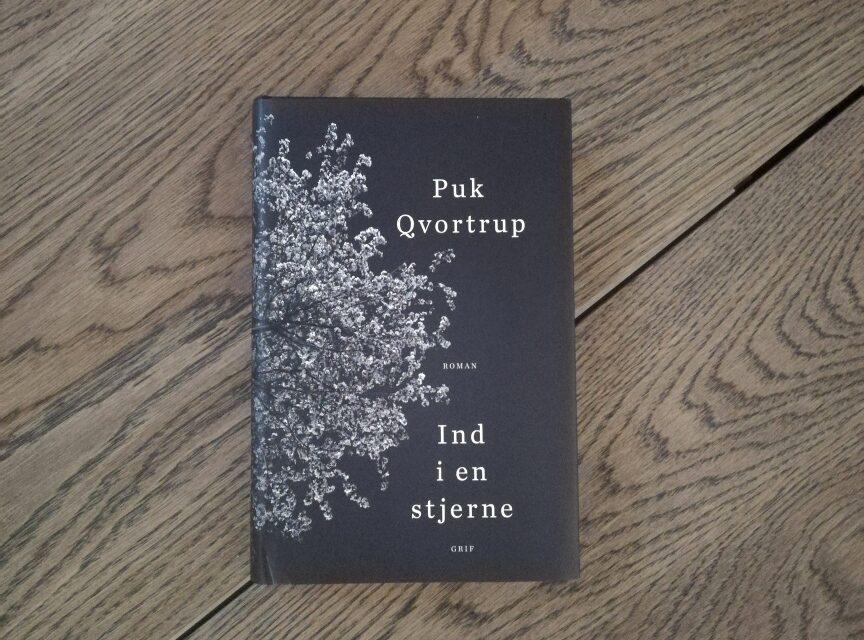 """""""Ind i en stjerne"""" af Puk Qvortrup"""