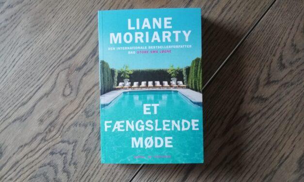 """""""Et fængslende møde"""" af Liane Moriarty"""