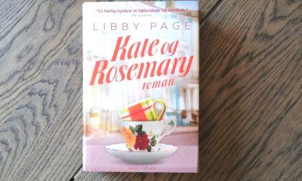 """""""Kate og Rosemary"""" af Libby Page"""