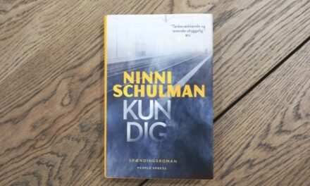 """Kun dig"" af Ninni Schulman"