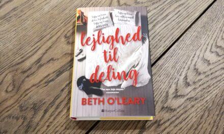 """""""Lejlighed til deling"""" af Beth O'Leary"""