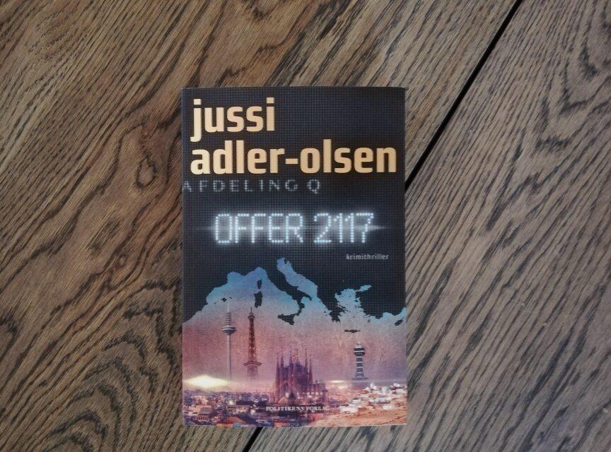 """""""Offer 2117"""" af Jussi Adler-Olsen"""