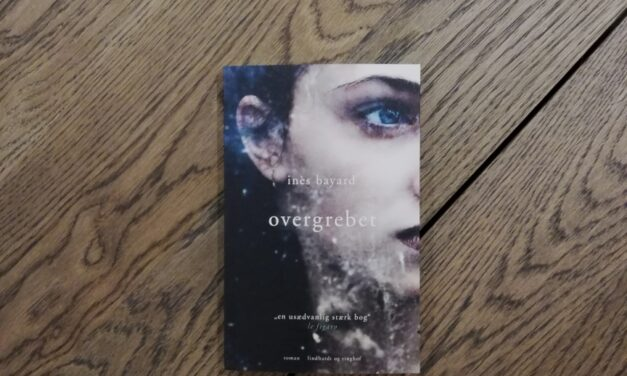 """""""Overgrebet"""" af Inés Bayard"""