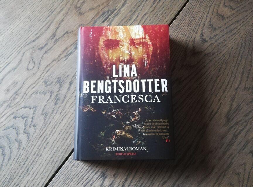 """""""Francesca"""" af Lina Bengtsdotter"""