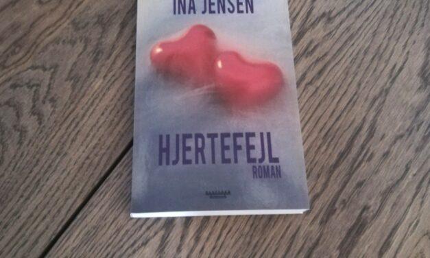 """""""Hjertefejl"""" af Ina Jensen"""