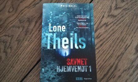 """""""Savnet"""" af Lone Theils"""