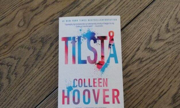 """""""Tilstå"""" af Colleen Hoover"""