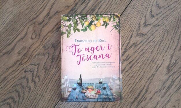 """To uger i Toscana"" af Domenica de Rosa"