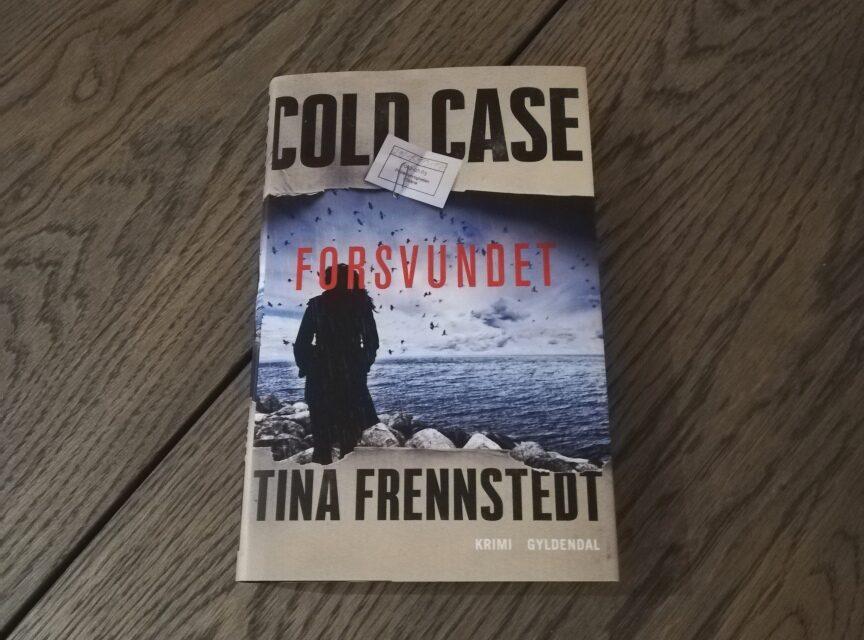 """""""Forsvundet"""" af Tina Frennstedt"""