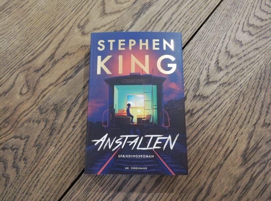 """""""Anstalten"""" af Stephen King"""