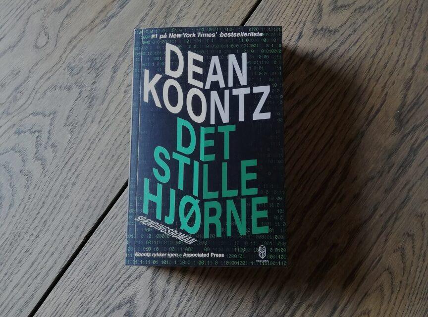 """""""Det stille hjørne"""" af Dean Koontz"""