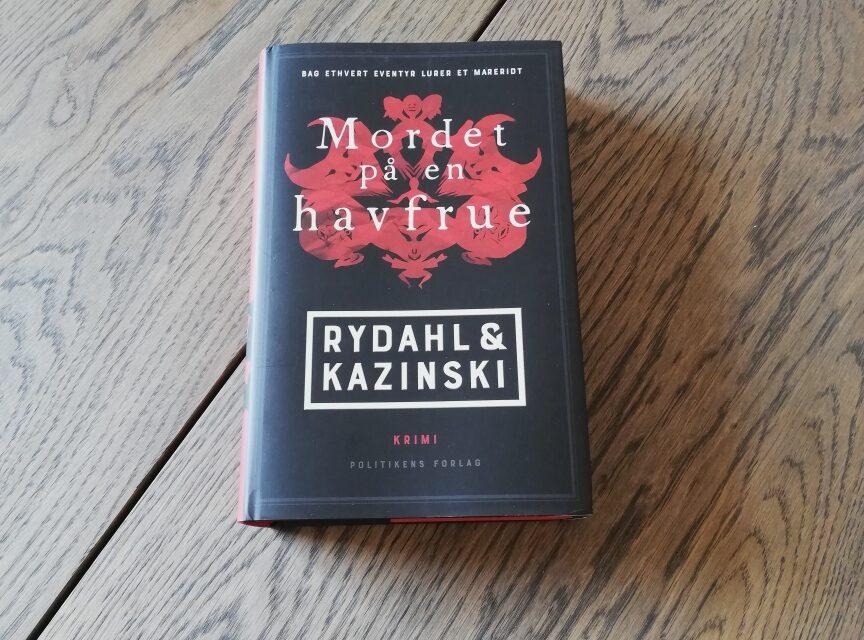 """""""Mordet på en havfrue"""" af Rydahl og Kazinski"""