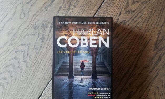 """""""Led ikke efter mig"""" af Harlan Coben"""