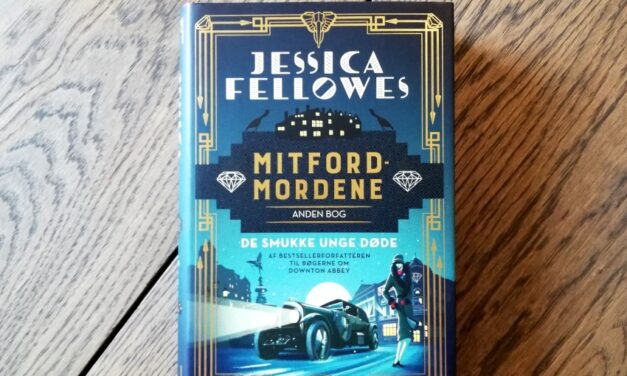 """""""Mitfordmordene – De smukke unge døde"""" af Jessica Fellowes"""