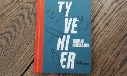 """Tyverier"" af Thomas Korsgaard"