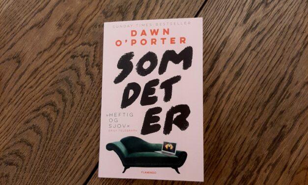 """""""Som det er"""" af Dawn O'Porter"""