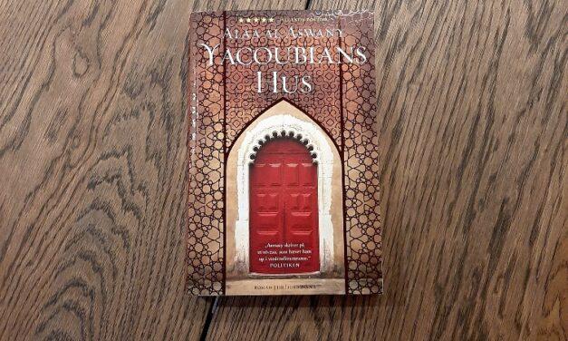"""""""Yacoubians hus"""" af Alaa Al-Aswany"""