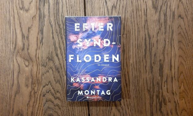 """""""Efter syndfloden"""" af Kassandra Montag"""