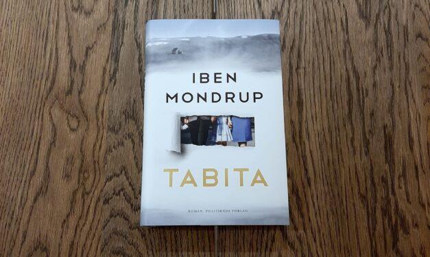 """""""Tabita"""" af Iben Mondrup"""