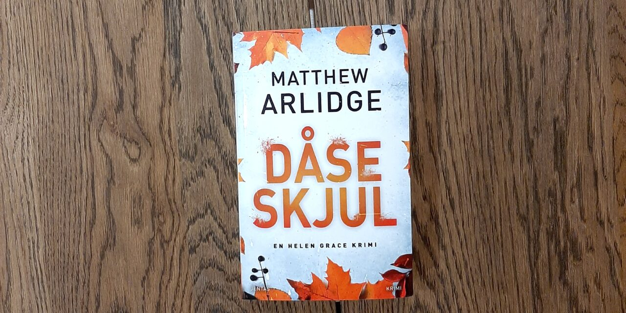 """Dåseskjul"" af Matthew Arlidge"