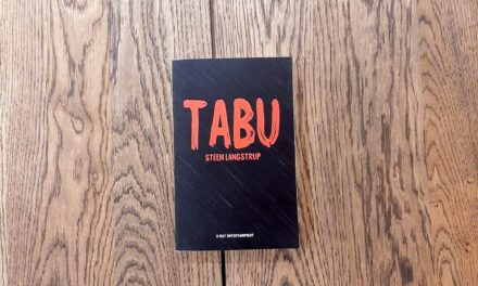 """""""Tabu"""" af Steen Langstrup"""