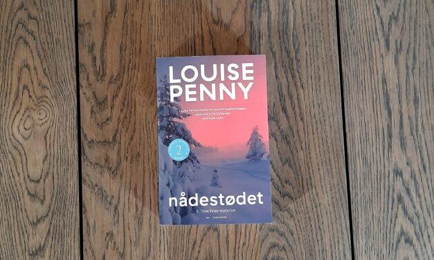 """""""Nådestødet"""" af Louise Penny"""