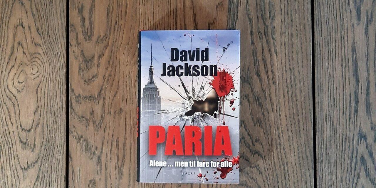 """Paria"" af David Jackson"