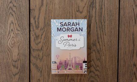 """""""Sommer i Paris"""" af Sarah Morgan"""