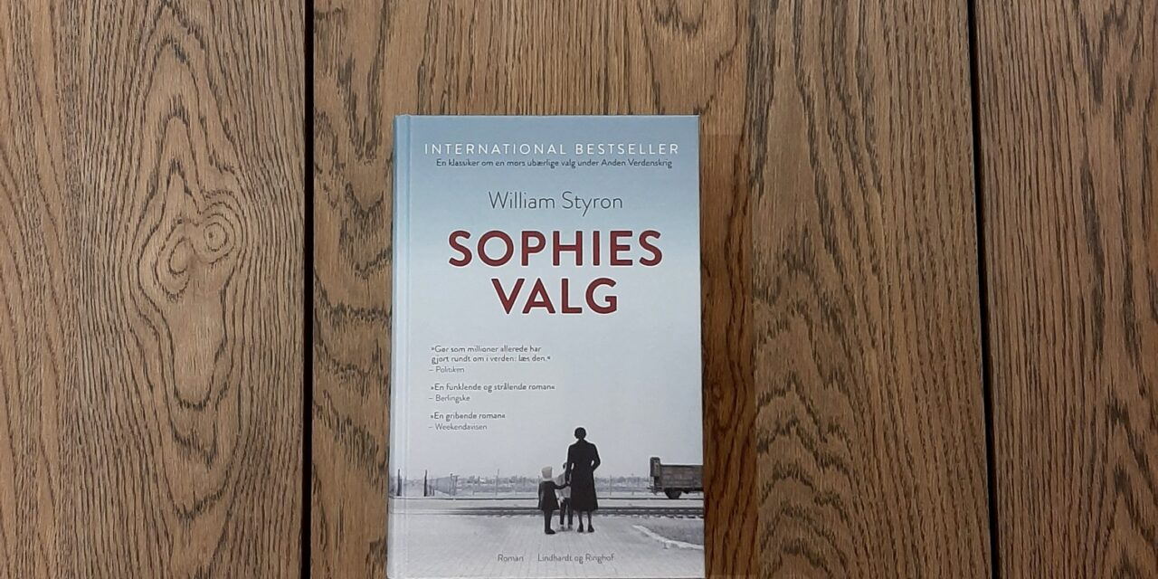 """Sophies valg"" af William Styron"