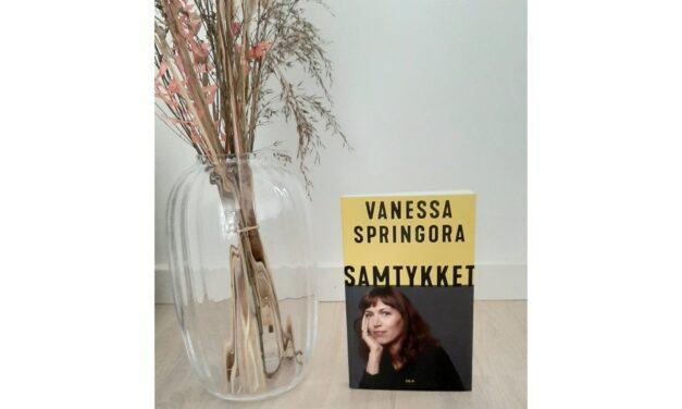 """Samtykket"" af Vanessa Springora"