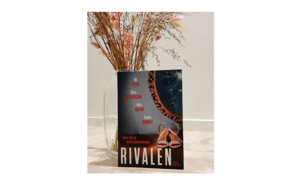 """Rivalen"" af B.A. Paris, Clare Mackintosh, Holly Brown og Sophie Hannah"
