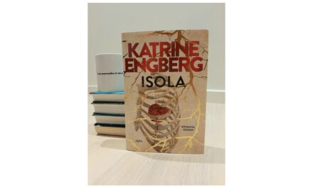 """Isola"" af Katrine Engberg"