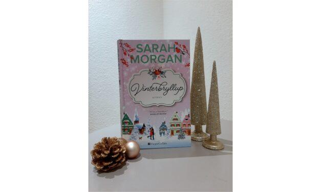"""Vinterbryllup"" af Sarah Morgan"