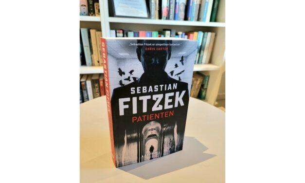 """""""Patienten"""" af Sebastian Fitzek"""