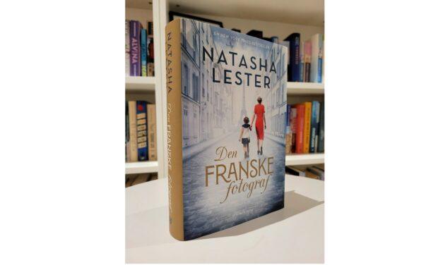 """""""Den franske fotograf"""" af Natasha Lester"""