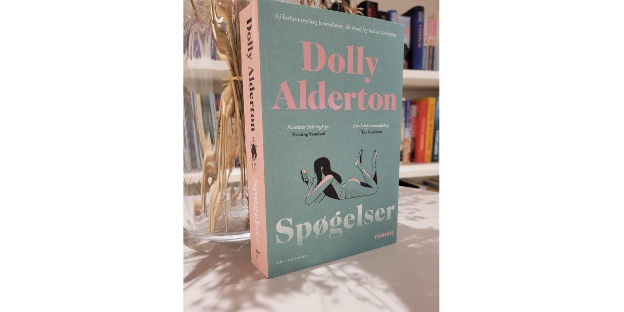 """""""Spøgelser"""" af Dolly Alderton"""