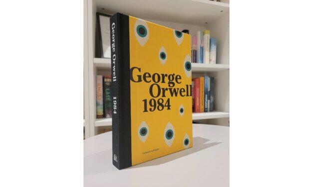 """""""1984"""" af George Orwell"""