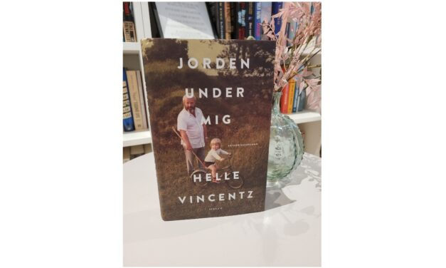 """""""Jorden under mig"""" af Helle Vincentz"""