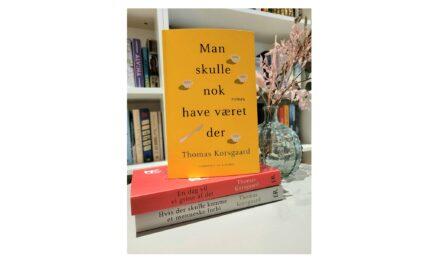 """""""Man skulle nok have været der"""" af Thomas Korsgaard"""