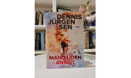 """""""Mand uden ansigt"""" af Dennis Jürgensen"""