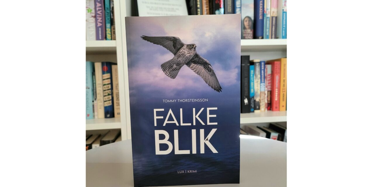 """""""Falkeblik"""" af Tommy Thorsteinsson"""
