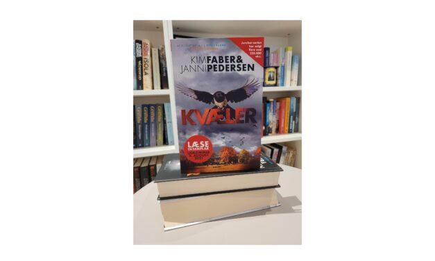 """""""Kvæler"""" af Kim Faber og Janni Pedersen"""