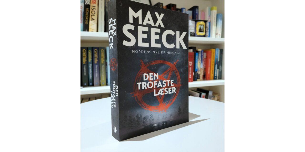 """""""Den trofaste læser"""" af Max Seeck"""